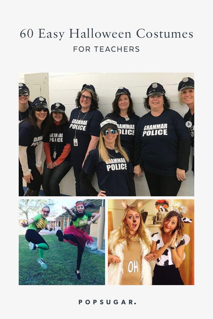 Halloween Costumes For Teachers 2020 Halloween Costumes For Teachers | POPSUGAR Smart Living