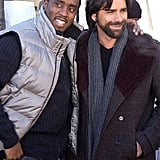 Puff Daddy & Uncle Jesse