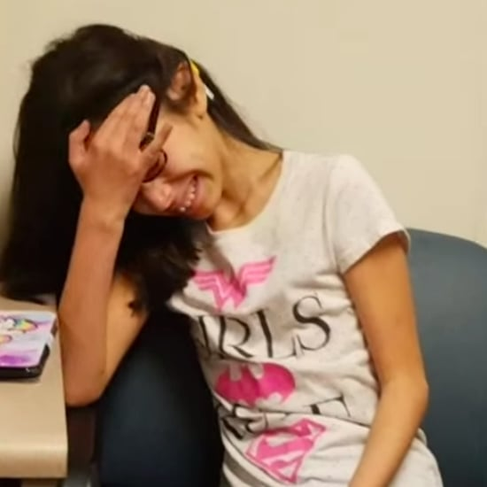 Video of Girl Hearing Mum Say I Love You For the First Time
