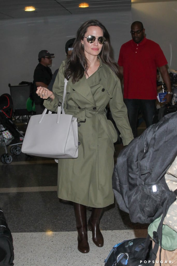 Angelina Jolie's Travel Hack Is Simple, Yet Brilliant