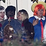 Pictures of Kate Hudson's Halloween Party