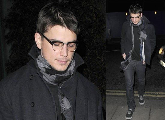 Photos Of Josh Hartnett Out In Soho, London After Accepting £20,000 In Libel Damages