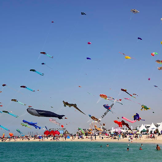 Things to do in Dubai in March