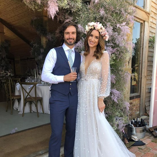 Joe Wicks and Rosie Jones Wedding Photos
