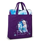 Disney Frozen Elsa Throw-in-a-Bag