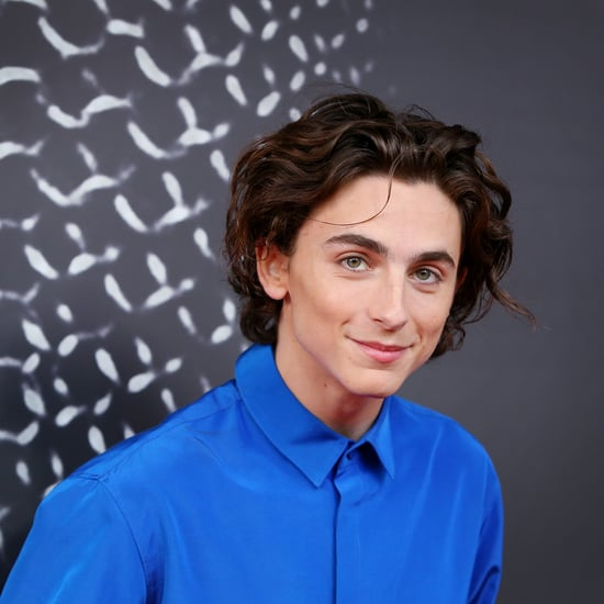 An Investigation Into Timothée Chalamet's Pantry Photo