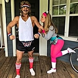 Jazzercise Couple