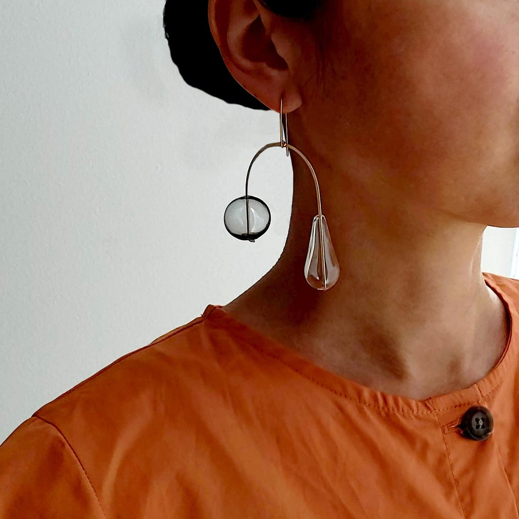For Your Next Social Hang: HyworksLA Ebb and Flor Earrings