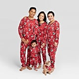 Nite Nite Munki Munki Holiday Santa's List Family Pajamas Collection