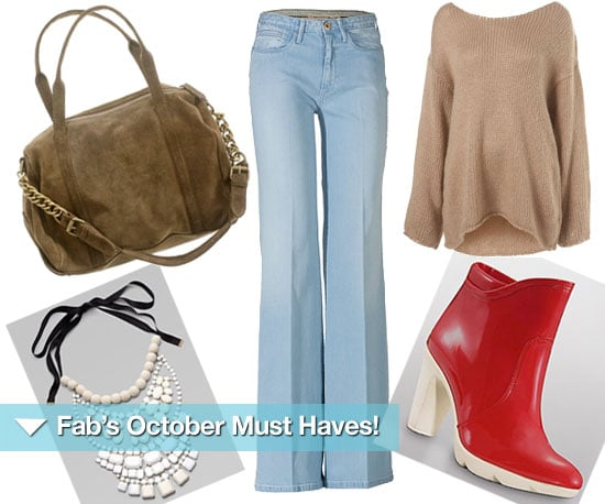 FabSugar's October Must Haves