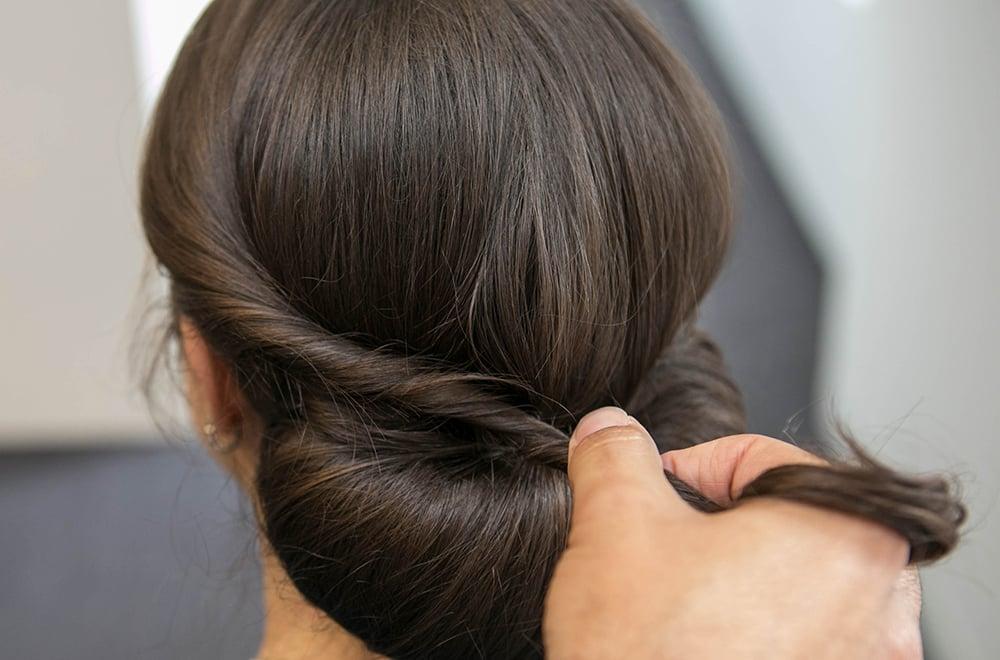 Step 6: Twist