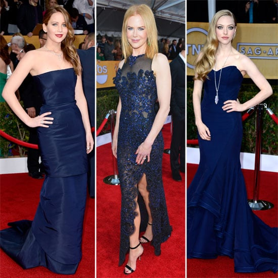 2013 SAG Awards: In the Navy