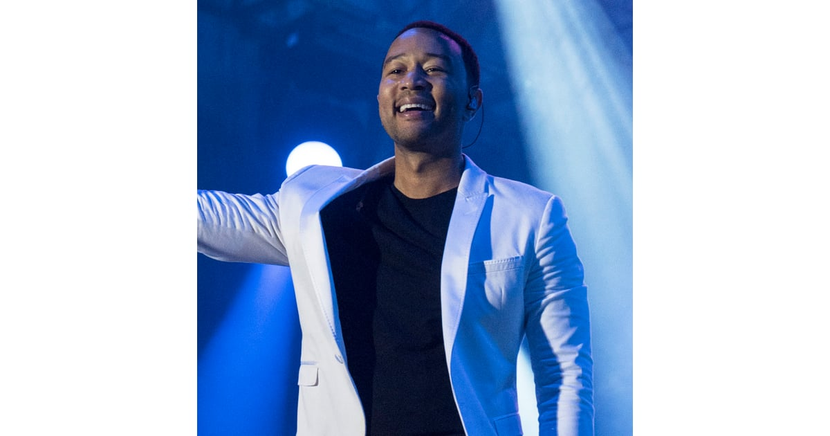 John Legend\'s Holiday Song \