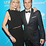 Mark Ruffalo and Sunrise Coigney attended the 2011 UNICEF Snowflake ball.