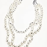 This bold Free People Selene Statement Pearl Necklace ($68) is a fun, easy way to jump into the trend on the cheap.