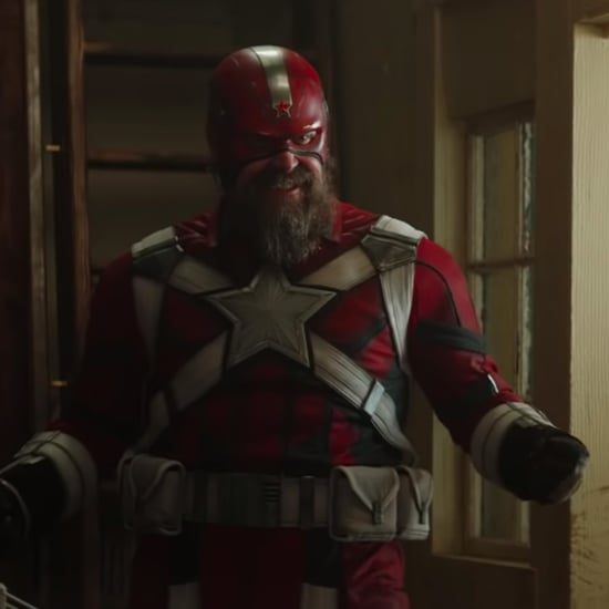 Who Is the Red Guardian in Marvel Comics?