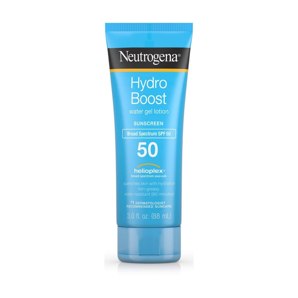Neutrogena Hydro Boost Water Gel Lotion SPF 50 Review