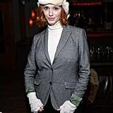 Christina Hendricks partied away at the SLS Las Vegas Presents The Sayers Club at Sundance.