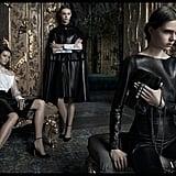 Valentino Fall 2012 Ad Campaign