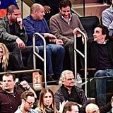 Mary-Kate and Ashley Olsen at Knicks Game November 2016