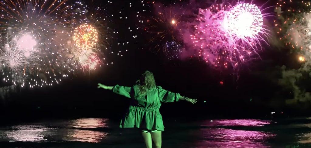Shining Like Fireworks
