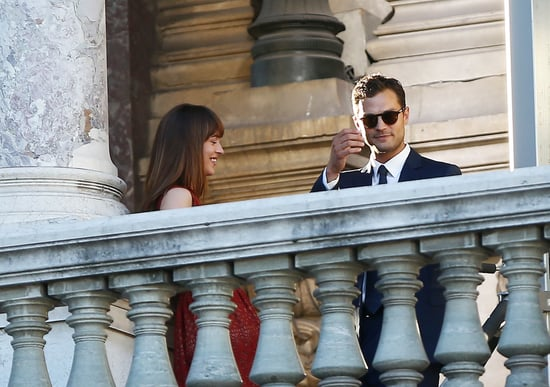 'Fifty Shades' Star Dishes on the Truth About Jamie and Dakota's Relationship