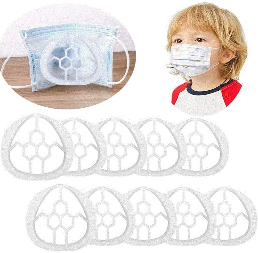 Child Face Mask Inner Adjustable Support Frame (10 pcs)