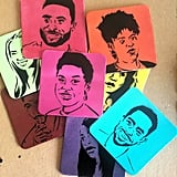 Insecure Coasters