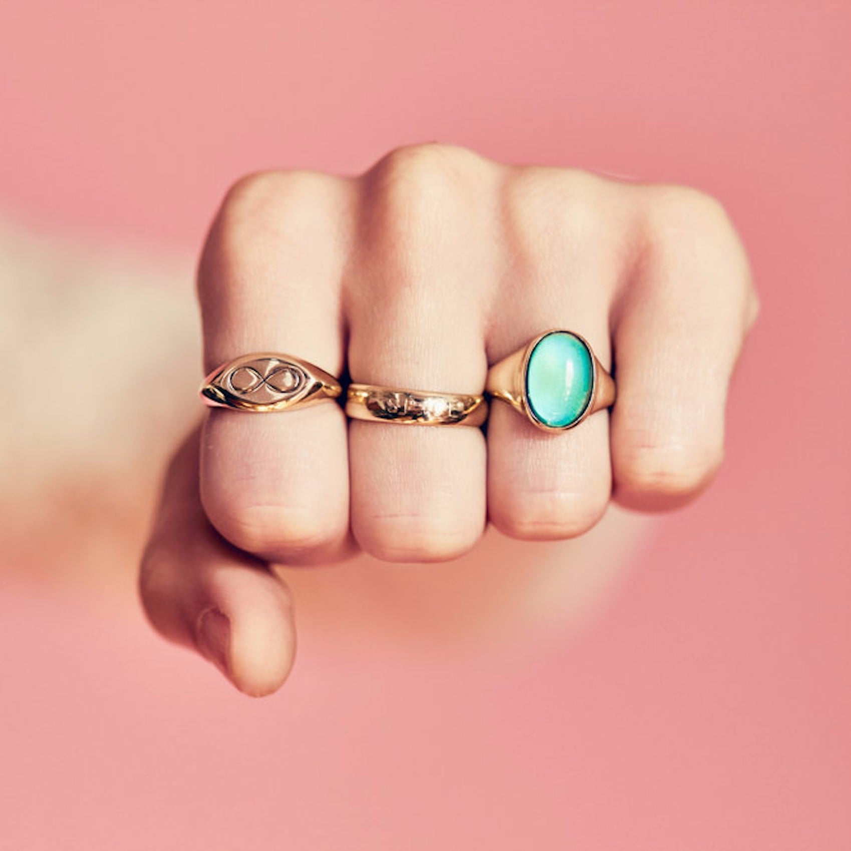 Mood Ring Trend | POPSUGAR Fashion