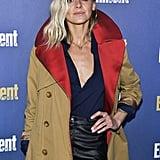 Eliza Coupe at EW's 2020 SAG Awards Preparty
