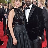 Pictured: Sarah Paulson and Sterling K. Brown