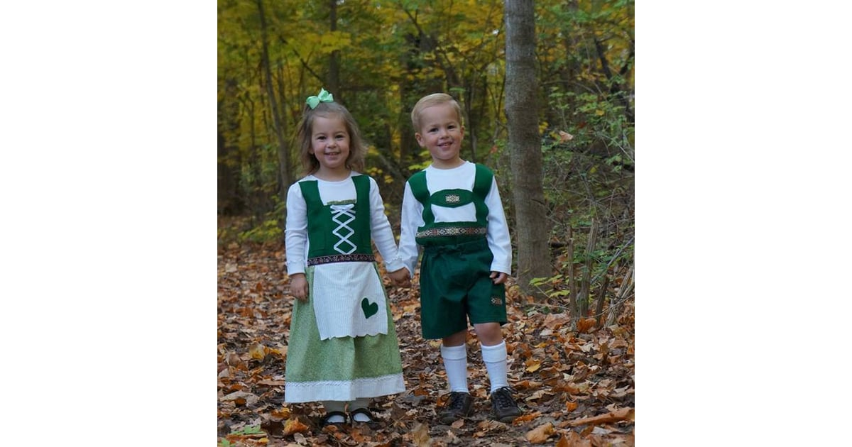 Hansel and Gretel | Coordinating Sibling Costumes For Halloween | POPSUGAR Moms Photo 20  sc 1 st  Popsugar & Hansel and Gretel | Coordinating Sibling Costumes For Halloween ...