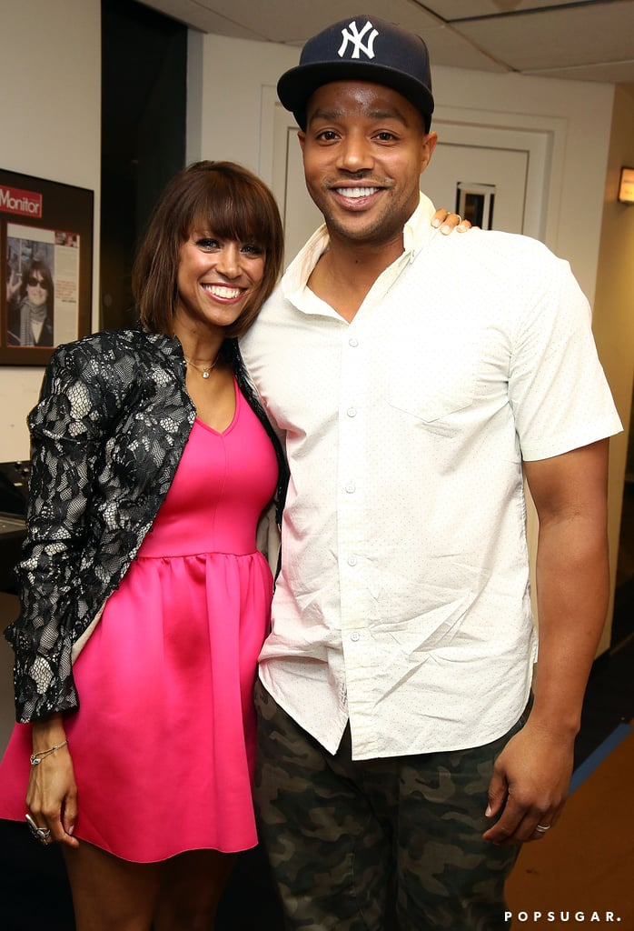 One of film's most iconic couples — Dionne Davenport and Murray Duvall — were reunited IRL on Monday. Clueless stars Stacey Dash and Donald Faison both happened to be promoting projects at SiriusXM studios in NYC and met up for a cute photo op. While their characters in the 1995 coming-of-age comedy will always live in our hearts, both Donald and Stacey have remained in the spotlight since portraying the Beverly Hills pair. These days, Donald is soaking up the dad life with toddlers Rocco and Wilder, carrying on a bromance with his Scrubs costar Zach Braff, and hosting the Game Show Network's Winsanity. Stacey has been steadily making headlines with her controversial comments about racism as a Fox News correspondent and recently poked fun at her reputation on stage at the Oscars in February.