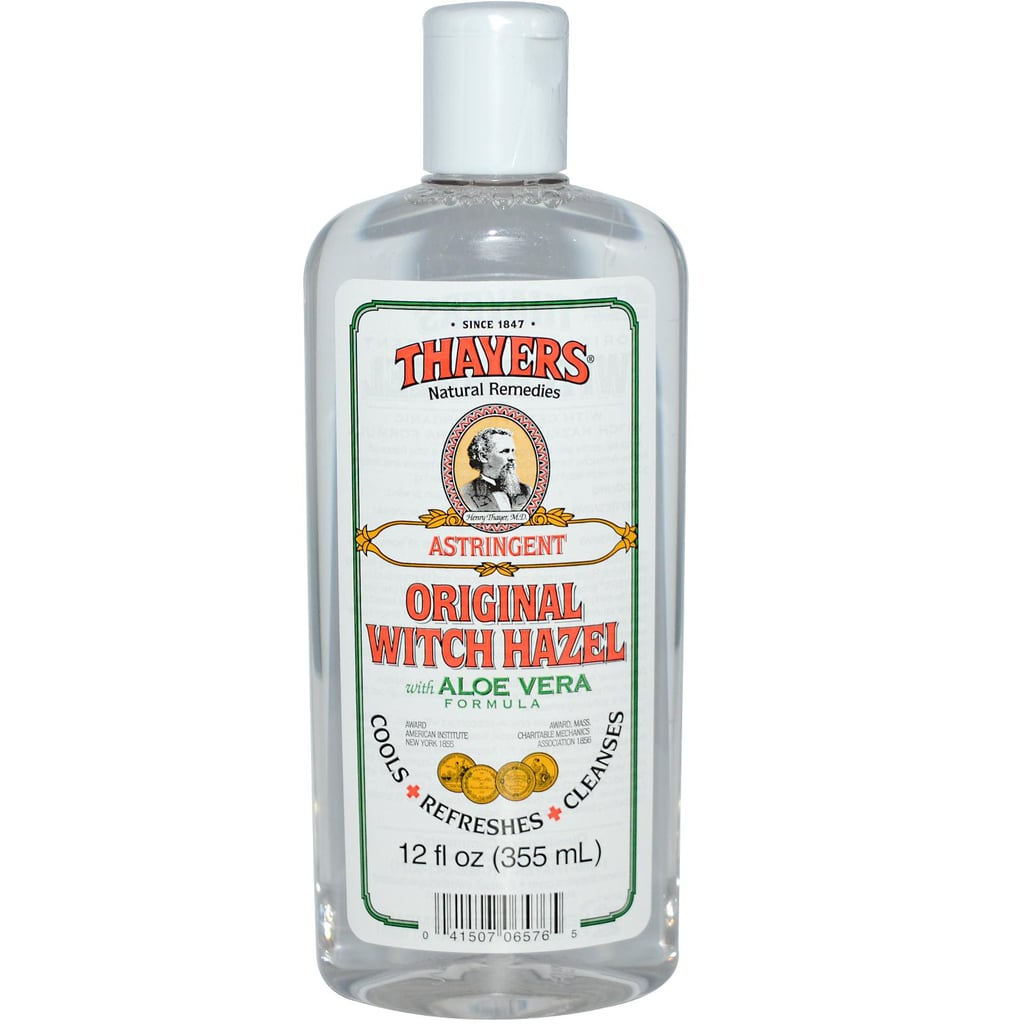 Excited witch hazel and aloe vera for acne found site