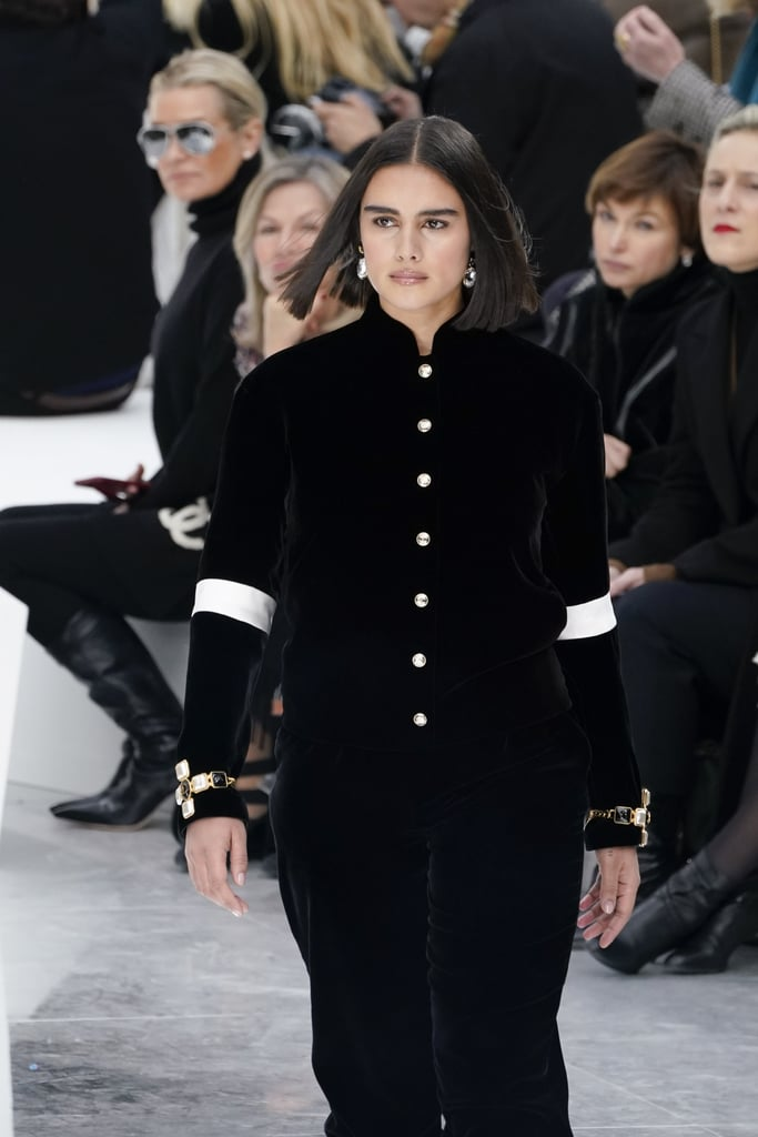 Chanel Runway Featured Its First Curve Model in 10 Years