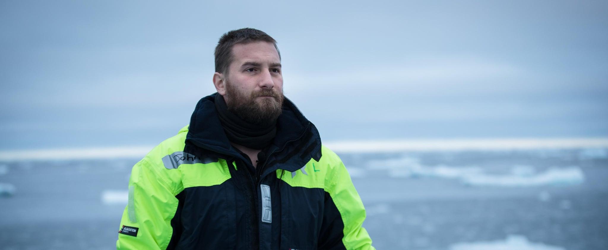 The Young Turks' John Iadarola on True North, Climate Change