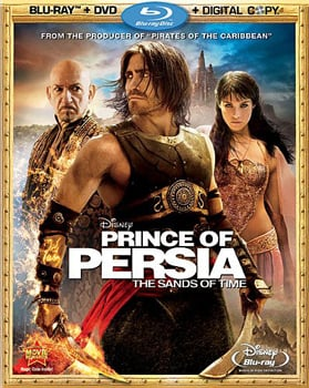 New DVD Releases For Sept 14 Include Prince of Persia, Letters to Juliet, and Just Wright