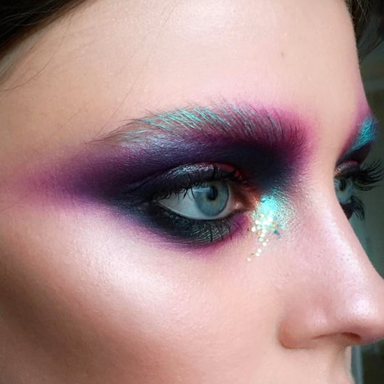 Northern Lights-Inspired Beauty
