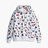 Levi's x Hello Kitty Unbasic Hoodie
