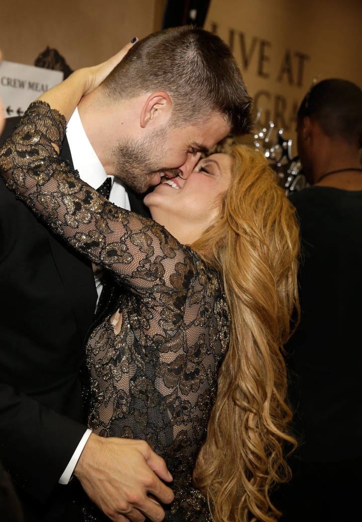 Shakira and Gerard Piqué | Famous Women With Younger Men ...