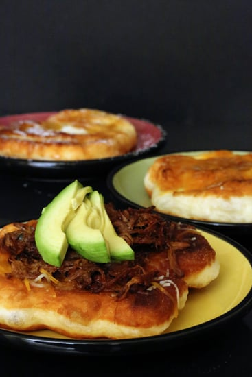 What to Put on Sopaipillas