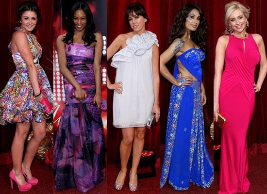 Who is the Best Dressed at the 2010 British Soap Awards?