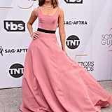 Britt Baron at the 2019 SAG Awards