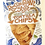 Restaurant Style White Corn Tortilla Chips ($2)