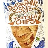 Restaurant Style White Corn Tortilla Chips ($2)