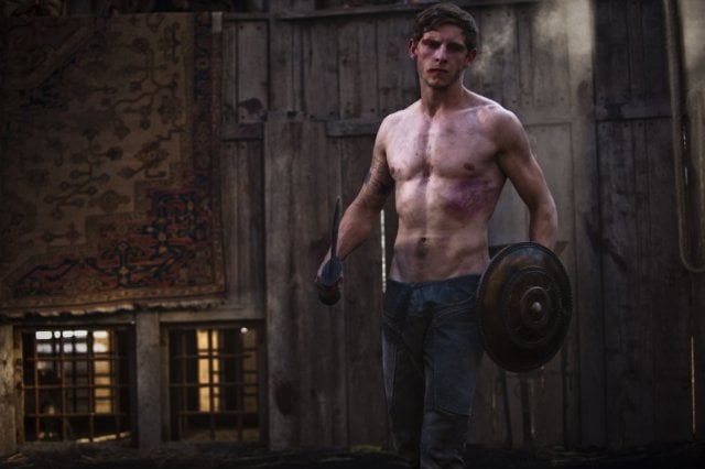 Jamie Bell, The Eagle