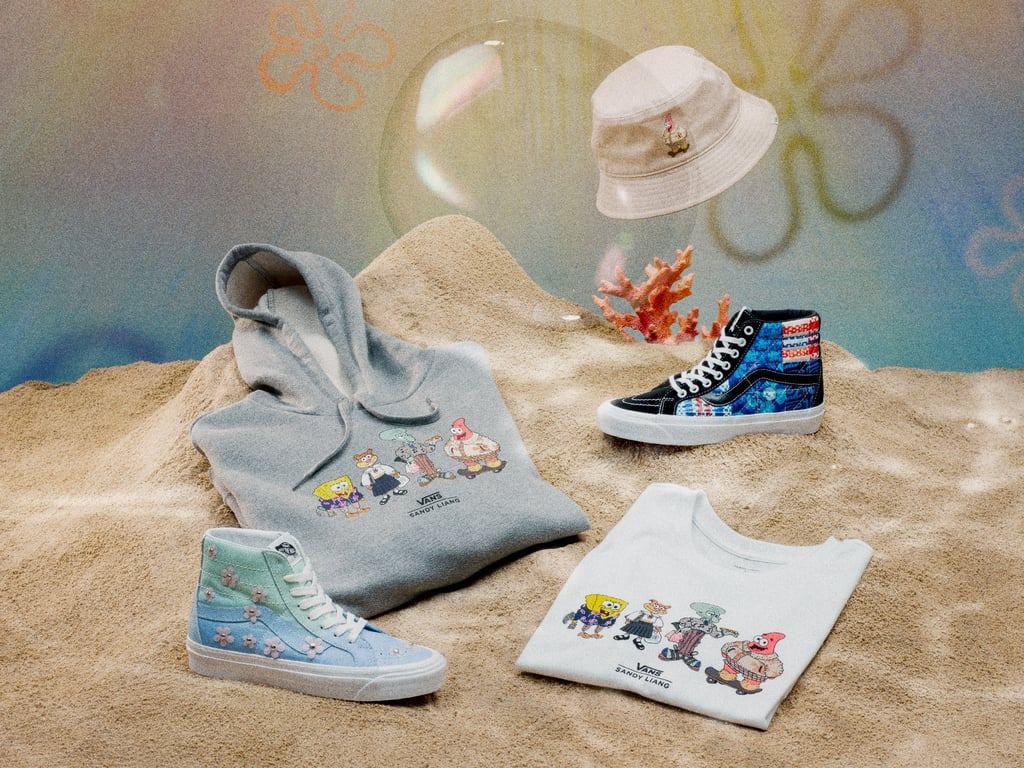 Vans and Sandy Liang's SpongeBob SquarePants Collection