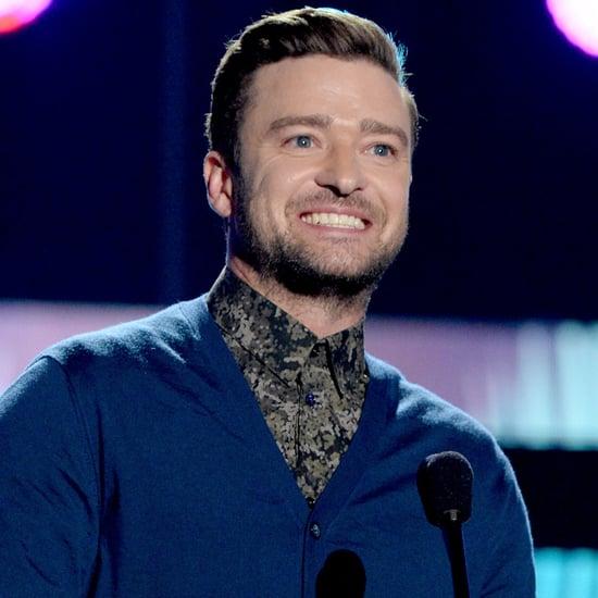 Justin Timberlake's Teen Choice Awards Speech 2016 | Video