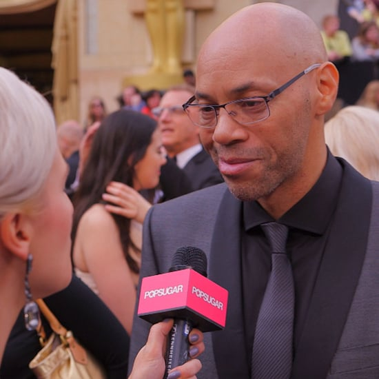 12 Years a Slave Writer John Ridley Video Interview | Oscars