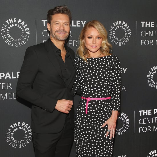 Kelly Ripa Makes Fun of Ryan Seacrest's Haircut